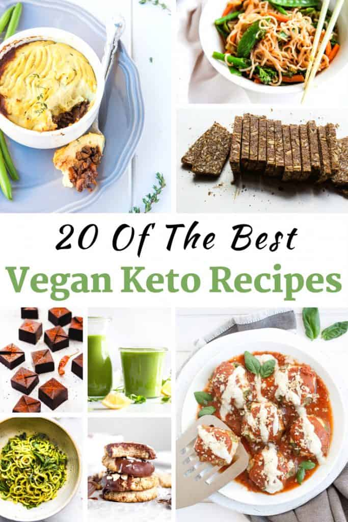 20 Delicious Vegan Keto Recipes That Will Tempt Your Taste Buds