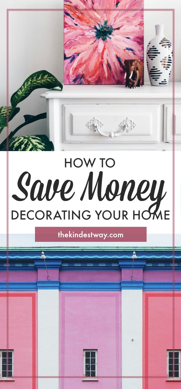 Decorating Ideas for the Home | Home Decor | Home Decor Hacks | Home Decorating on a Budget | Home Decor Ideas | Home Decor Ideas DIY | Budget Home Decor | How to Decorate Your Home for Less | Save Money Decorating Your Home
