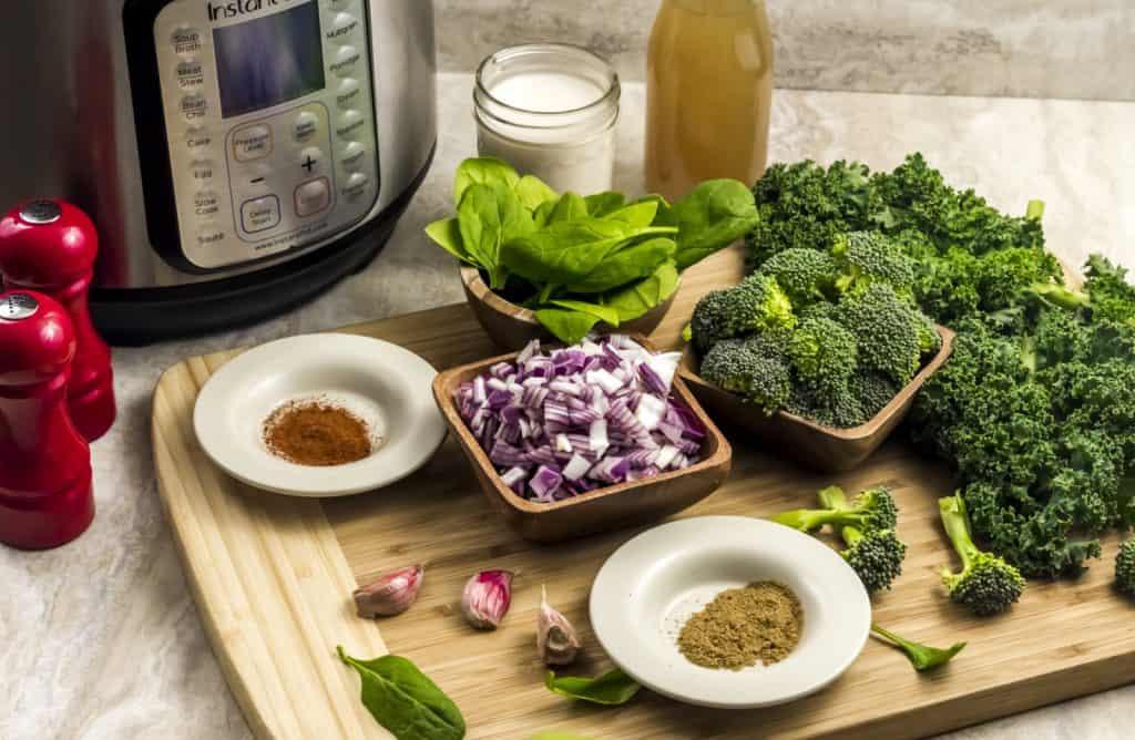 Healthy Vegan Soup Recipe.