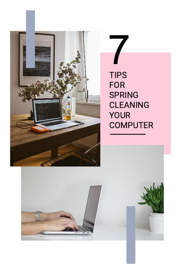 7 Tips for Spring Cleaning your Computer. Spring Cleaning | Cleaning Computer | Cleaning Hacks | Computer Hacks #springcleaning #computer #cleaning