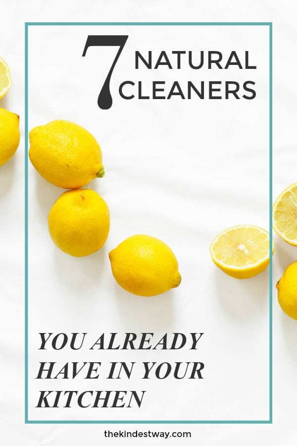Natural Cleaning Products | DIY Cleaning Products | Natural Cleaning Hacks | Eco-Friendly Cleaning Products | Natural DIY Cleaning Products | Homemade Cleaning Products | Natural Cleaners