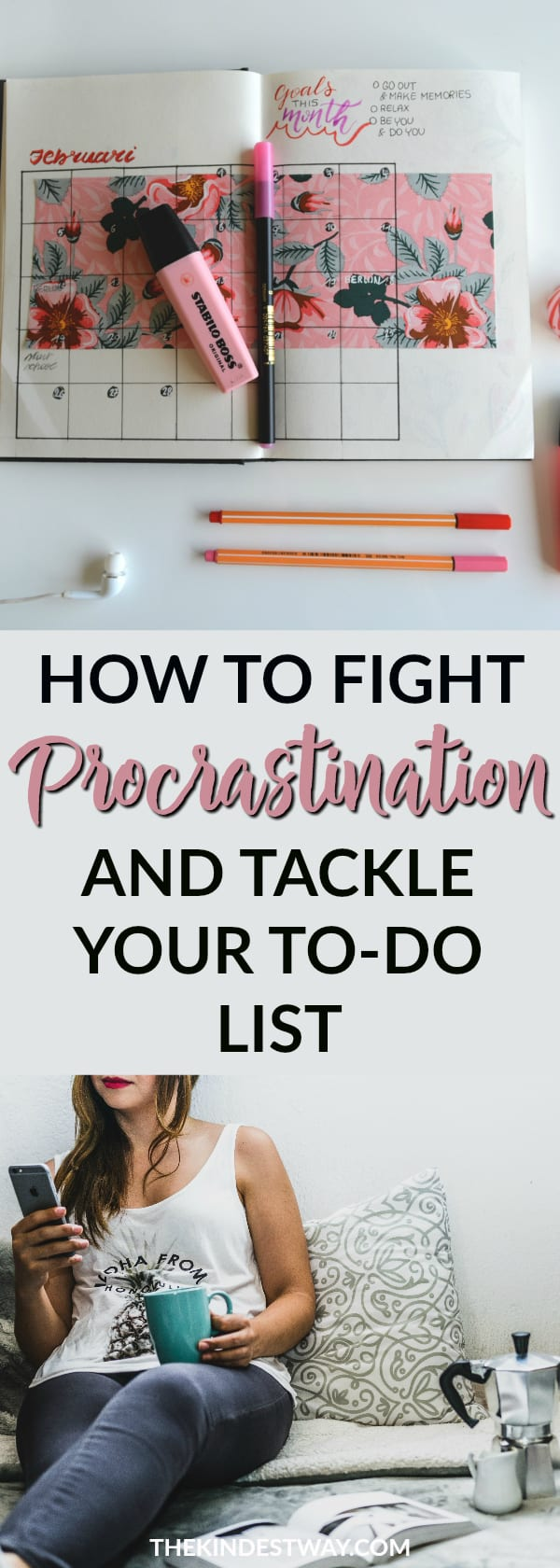 How to Fight Procrastination and Stay on top of your to-do list. Life Hacks | Motivation | Procrastination | Organization Hacks #motivation #organization #procrastination #hacks