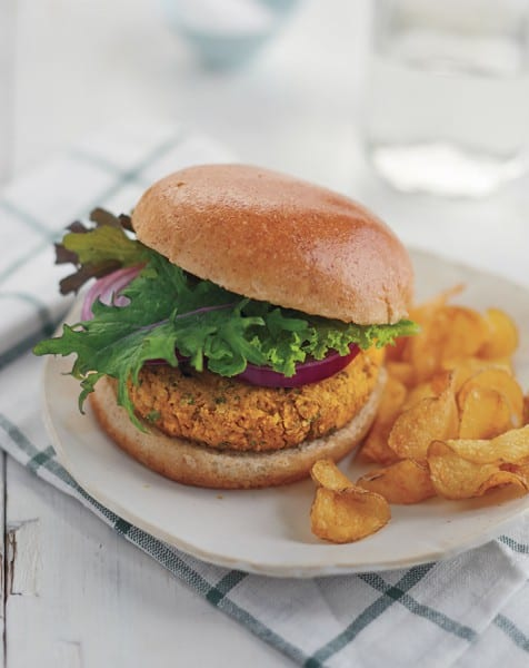 Easy Vegan Instant Pot Burger Recipe