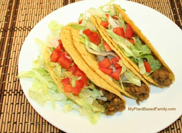 Lentil tacos vegan instant pot recipes.
