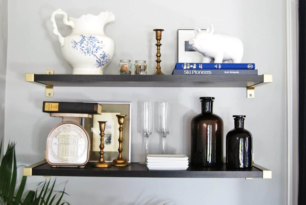 IKEA SHELF HACK: TURNING ORDINARY INTO GOLD EXTRAORDINARY