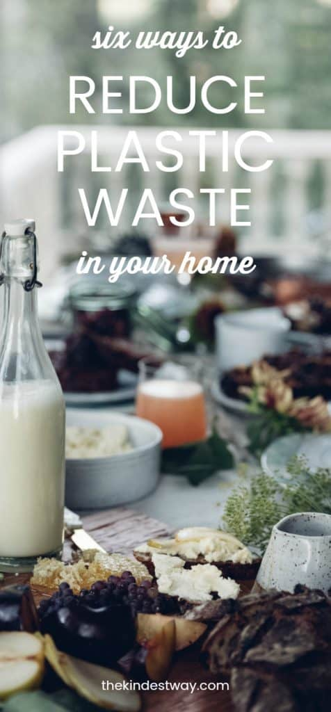 How to Reduce Plastic Waste in Your Home | Eco-Friendly Living | Sustainable Living | Plastic Free | Reusable Products | Eco-Living | Ethical Living | Responsible Living #eco #plasticfree #sustainable #reusable #ecohacks