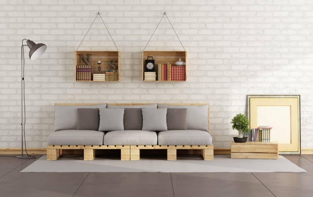 DIY Pallet Furniture Projects. Wood Furniture DIY