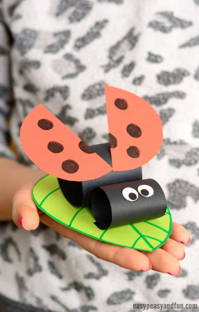 DIY paper toys for kids