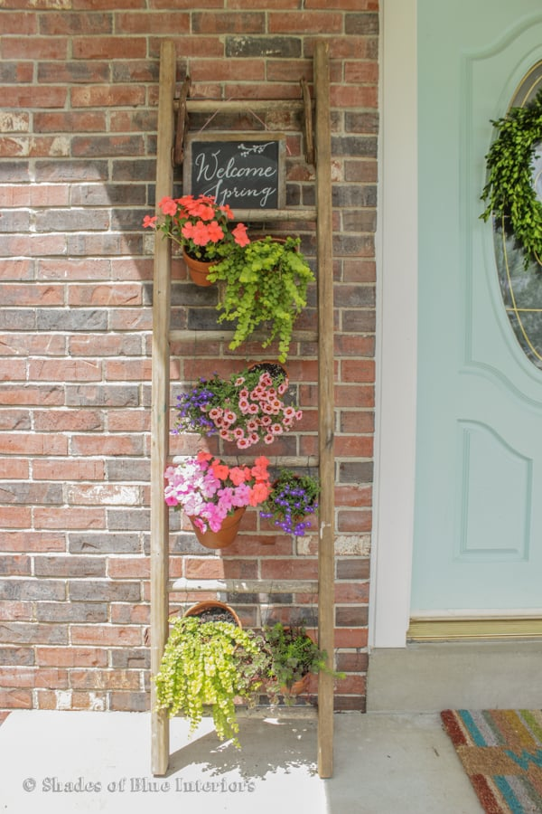 How to make a vertical garden. DIY Vertical Garden Ideas.