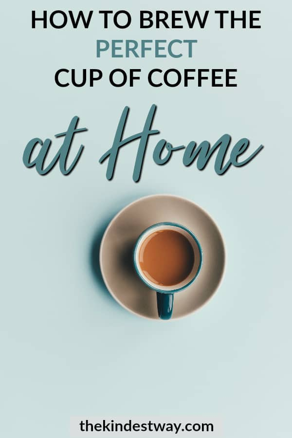 Learn how to make the best coffee at home. Sick of buying store bought coffee? Or maybe you just want to save money... Making coffee at home can be fun and rewarding with these tips!