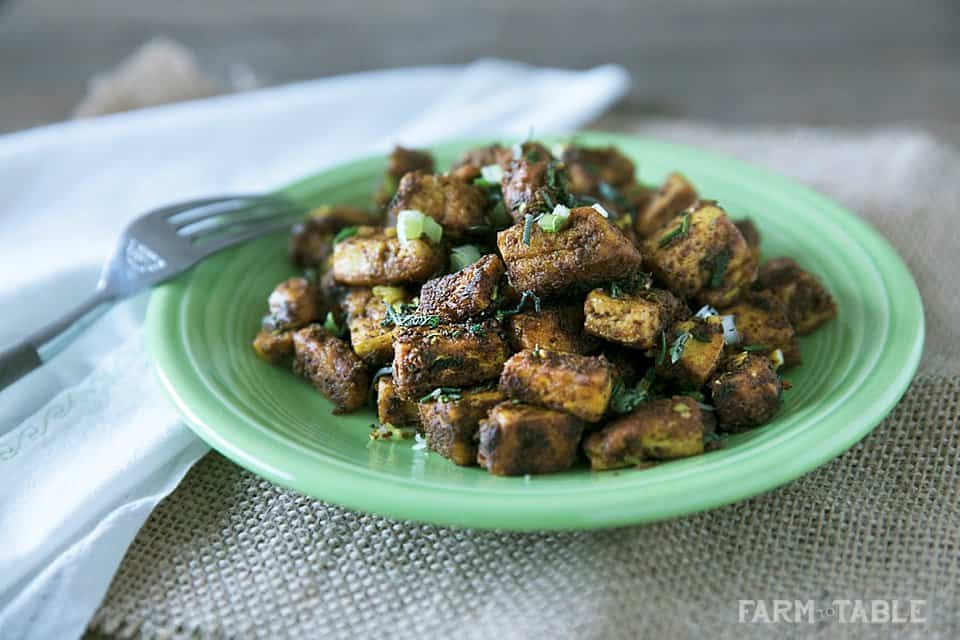 easy vegan tofu recipes