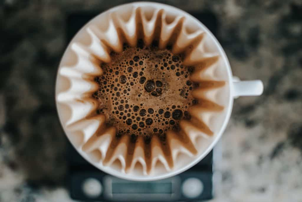 How to clean a coffee maker at home.