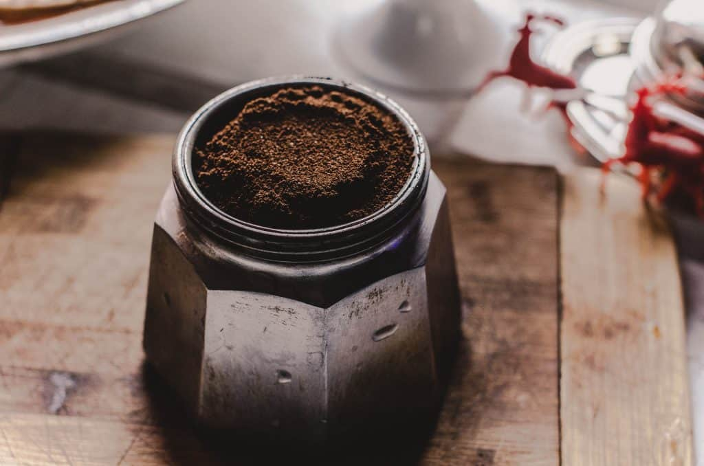 How to recycle coffee grounds in your home.