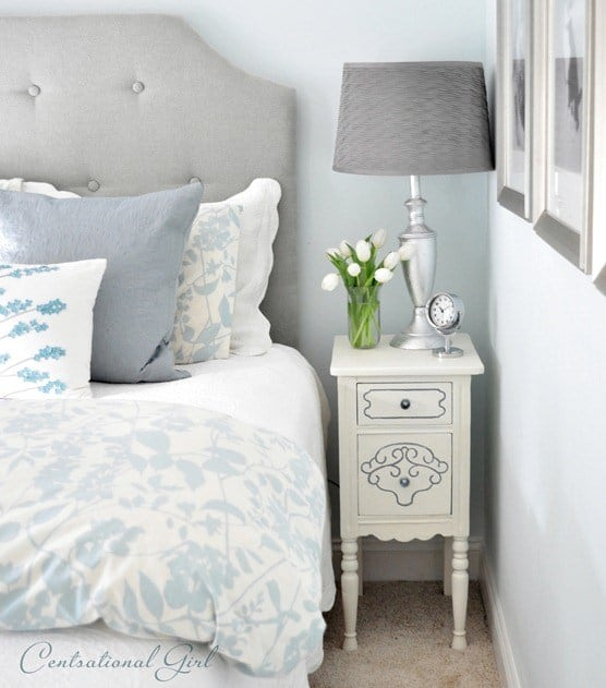 Painted Nightstand tutorial