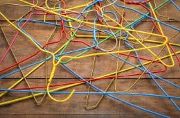 20 ways to recycle wire hangers in your home and garden.