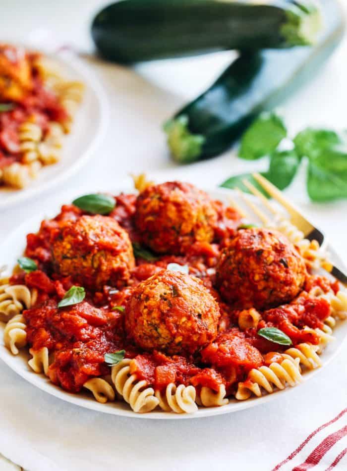 Vegan Zucchini Pasta Recipes