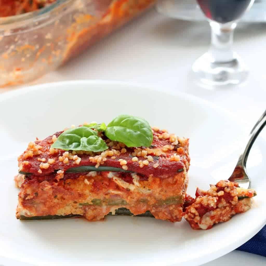 Vegan Zucchini Pasta Recipe