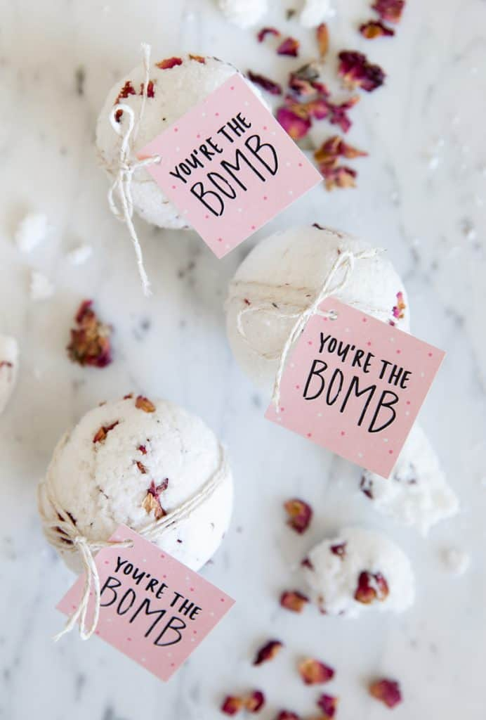 Bath bomb tutorial. DIY Valentines Gift Idea