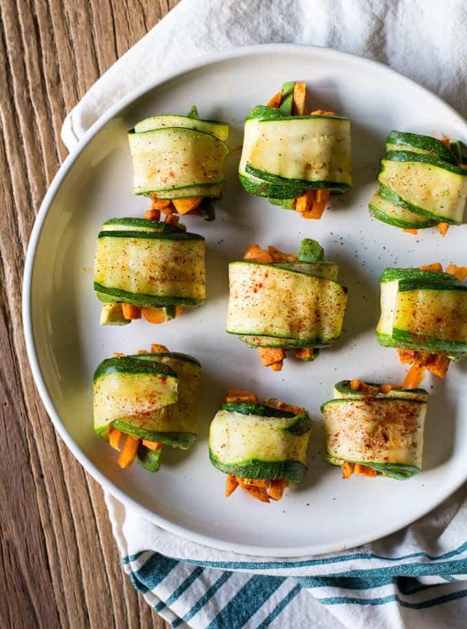 Vegan Zucchini Recipes Blog