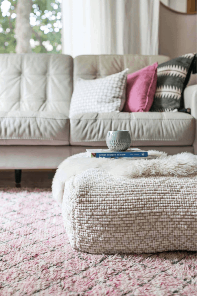 Floor pouf DIY Instructions