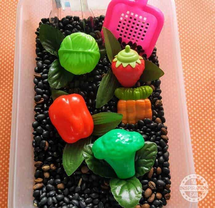 Sensory play ideas for preschoolers