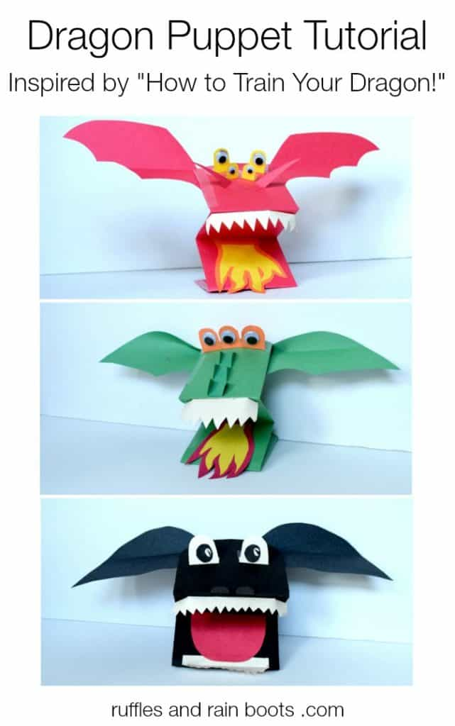 DIY puppet crafts for kids